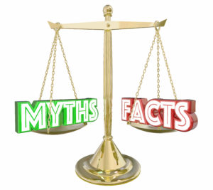 Translation myths versus facts on a balancing scale